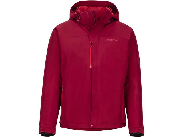 Marmot Synergy Featherless Jacket Herren brick